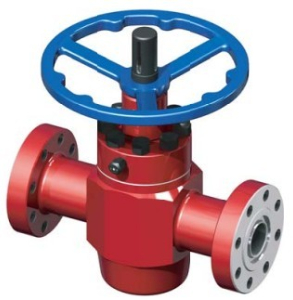 Manual Gate Valve – Rising Stem