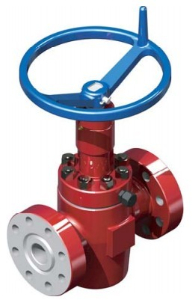 Manual Gate Valve-non-rising stem