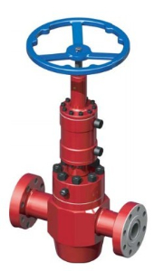 hydraulic Gate Valve-manual locking